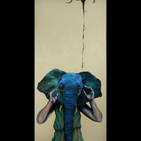 Elephant Girl, by Kaitlin Ziesmer