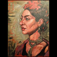 Frida, by Thomas Breeden