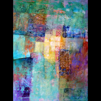 Symbol of the Cross, by Joan Dorrill